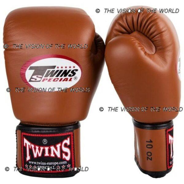 Gants de boxe Twins muay thai kick boxing boxe thai boxe pieds-poings