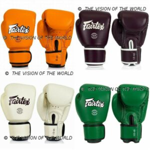 Gants Fairtex BGV16 boxe thai mma kick boxing savate