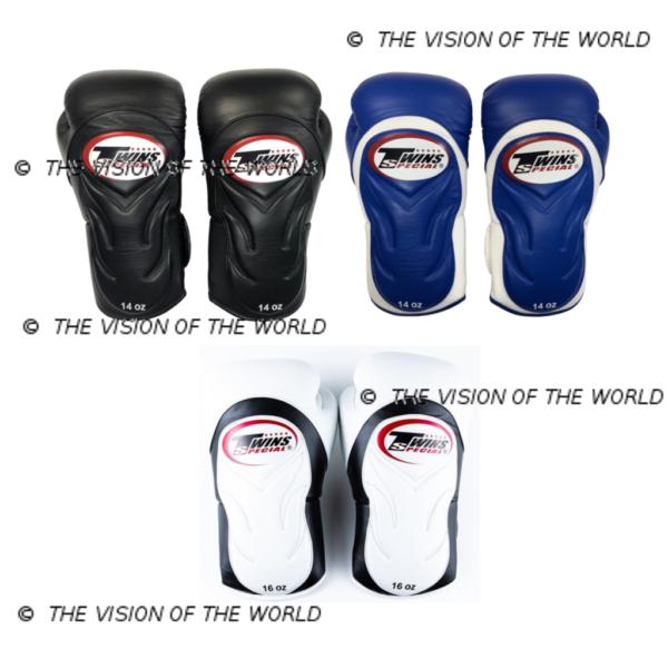 Gants Twins BGVL 6 muay thai kick boxing mma boxe anglaise boxe thai boxe pieds-poings