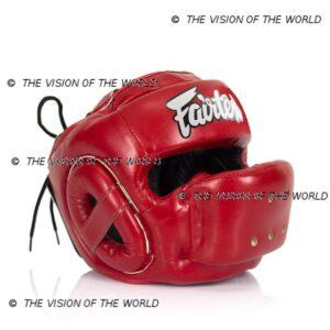 Casque de boxe Fairtex HG14