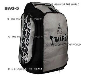 sac a dos Twins bag 5 gris