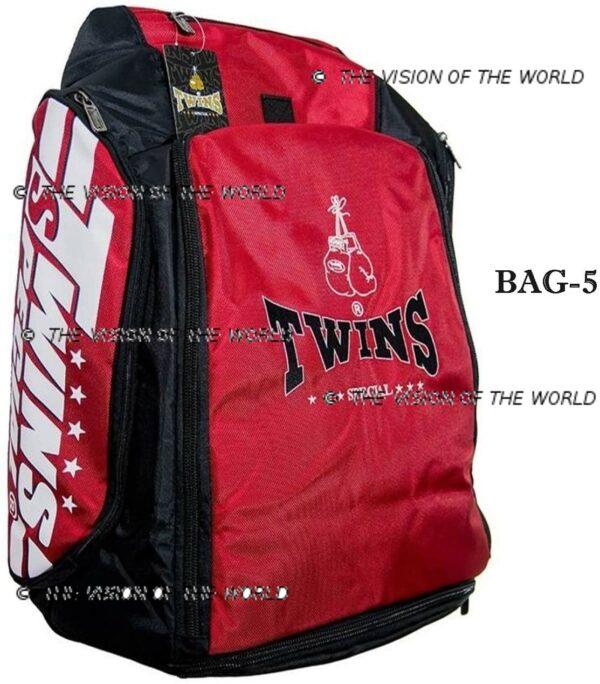 sac a dos Twins bag 5 rouge