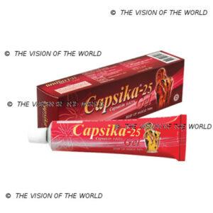 Capsika-25 gel