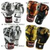 Gants Twins FBGV-49 muay thai kick boxing mma boxe anglaise boxe thai boxe pieds-poings