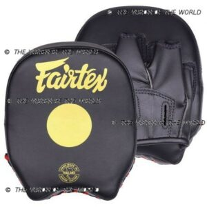 Mitaines Fairtex FMV14 muay thai kick boxing mma boxe anglaise boxe thai boxe pieds-poings
