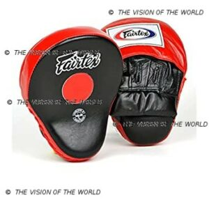 Mitaines Fairtex FMV9 muay thai kick boxing mma boxe anglaise boxe thai boxe pieds-poings
