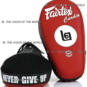 Paos Fairtex FMV12 muay thai kick boxing mma boxe anglaise boxe thai boxe pieds-poings