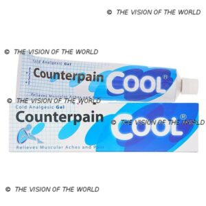 Counterpain Cool Anti-Douleur Froid