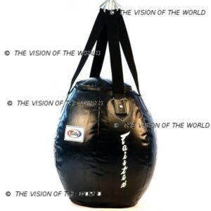 Sac de frappe Fairtex HB11 sac à uppercut crochet boxe thai boxe anglaise Mma