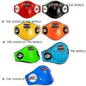 ceinture Twins bepl2 de toutes les couleurs disponible pour les coachs de sports de pieds-poings