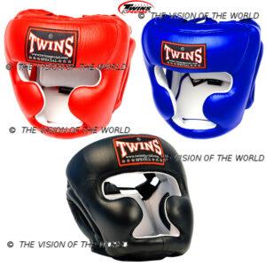 Casque Twins HGL3 boxe thai Mma Boxe anglaise sparring entrainement
