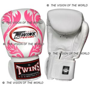 Gants Twins FBGV-11 muay thai kick boxing mma boxe anglaise boxe thai boxe pieds-poings