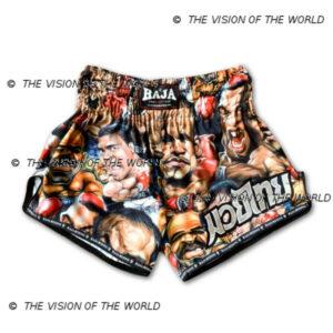 """Short de Boxe """"collection ALL STARS"""" muay thai kick boxing mma boxe anglaise boxe thai boxe pieds-poings"""