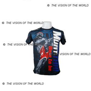 T-Shirt Btb Muaythaï Kick