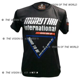 T-Shirt MuayThaÏ BTB International muay thai kick boxing mma boxe anglaise boxe thai boxe pieds-poings
