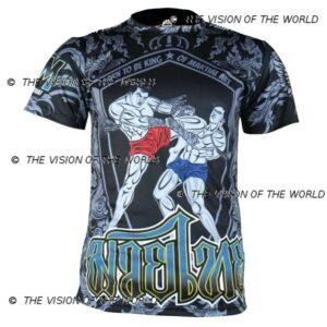 T-Shirt Muaythaï Btb Fight