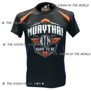 T-Shirt Muaythai Btb