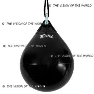Aqua Bag Fairtex sac à uppercut crochet boxe thai boxe anglaise mma kick boxing