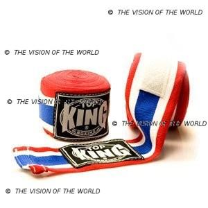 bandes top king muay thai kick boxing mma boxe anglaise boxe thai boxe pieds-poings