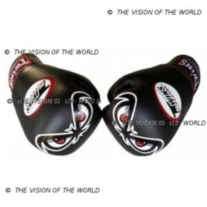 Gants Twins No Fear muay thai kick boxing mma boxe anglaise boxe thai boxe pieds-poings