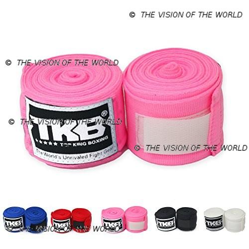 bandes top king rose muay thai kick boxing mma boxe anglaise boxe thai boxe pieds-poings