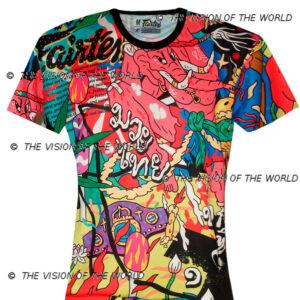 T-Shirt Fairtex Urface X