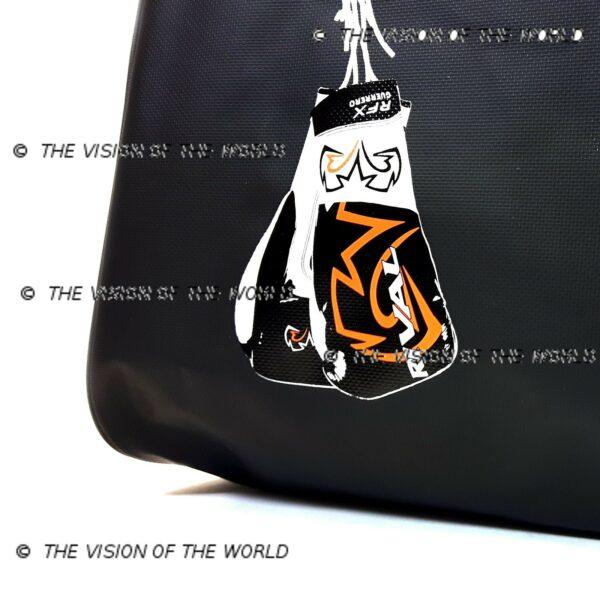 Sac de sport Rival RGB10 boxe anglaise boxe thai MMa Kick boxing -04