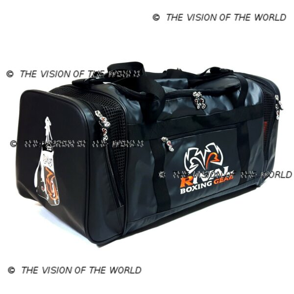 Sac de sport Rival RGB10 boxe anglaise boxe thai MMa Kick boxing-01