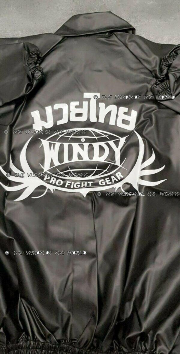 Ensemble de sudation Windy back sweat suit sauna suit boxe thai muay thai kick boxing
