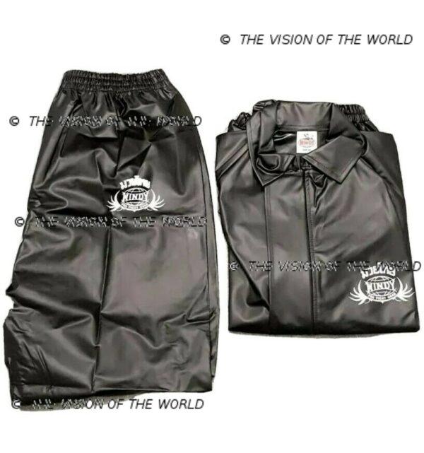 ensemble de suidation Windy perte de poids sauna suit weight cutting boxe thai muay thai mma kick boxing pro