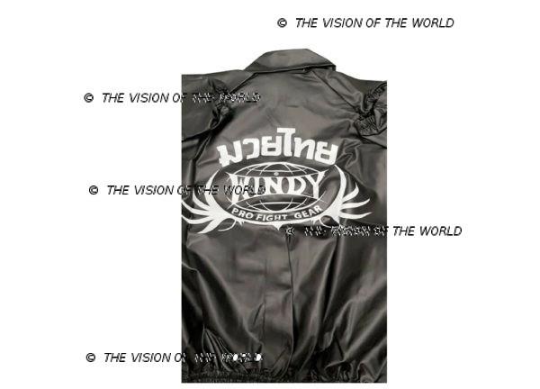 veste de l'ensemble de suidation Windy perte de poids sauna suit weight cutting boxe thai muay thai mma kick bowxing pro 1 .jpg