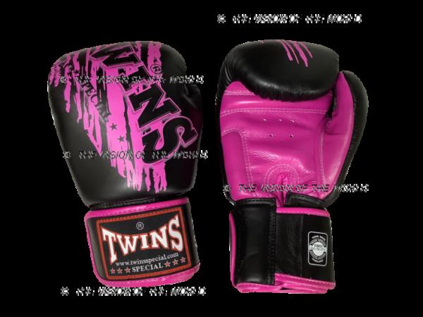 Gants Twins fbgvl3-Tw3 boxe thai muay thai kickboxing mma boxe K1